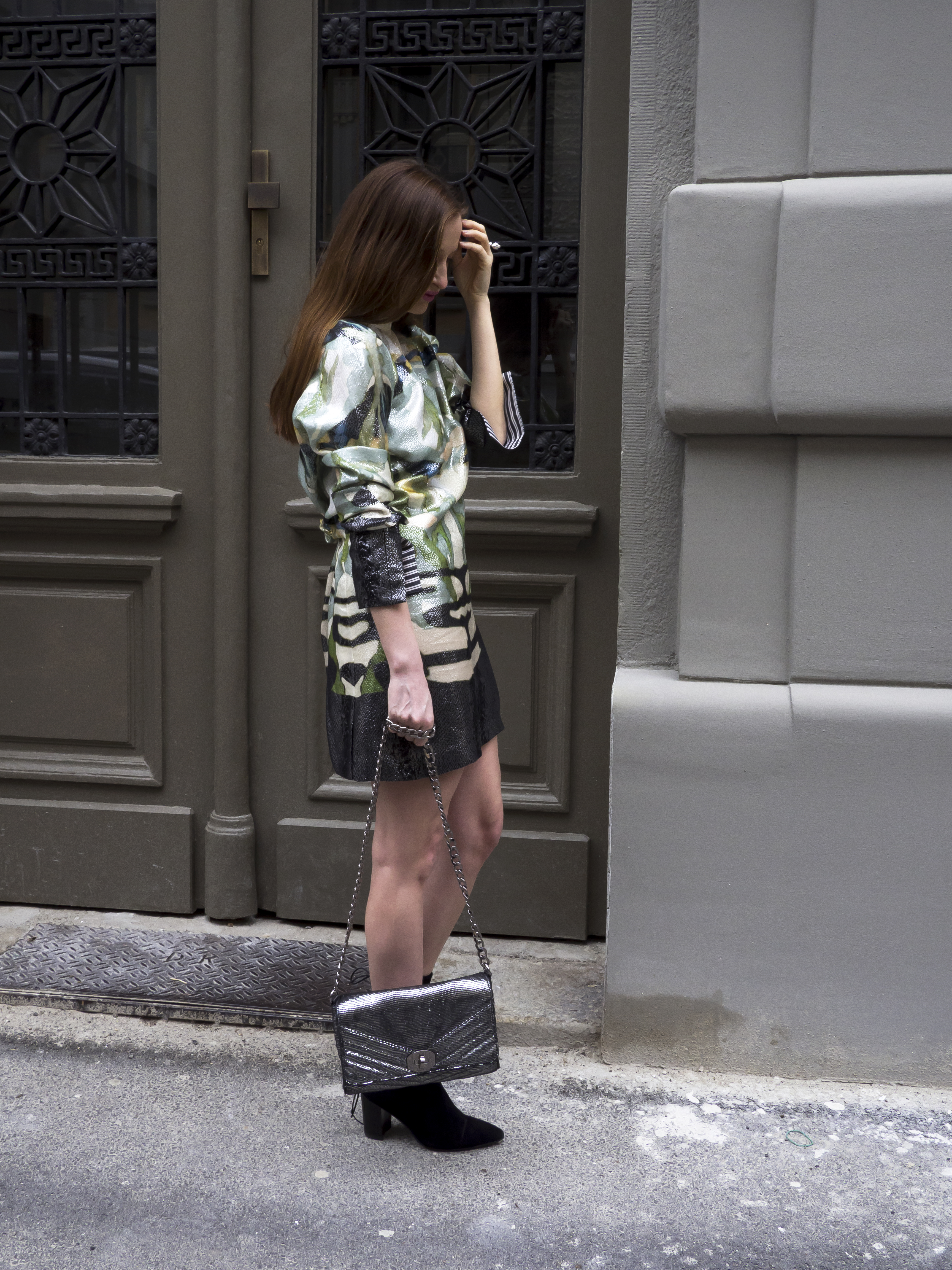 Recyklovaná móda - Monika Filipová stylista, fashion stylist, personal stylist