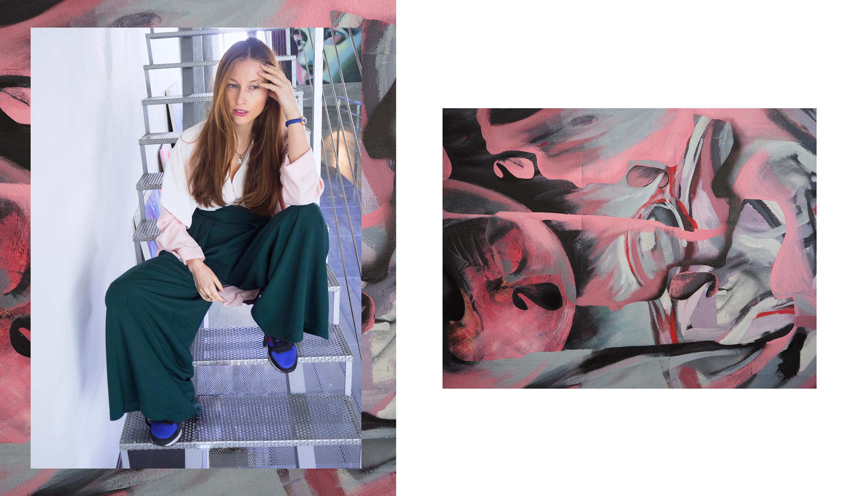 umenie a oblečenie