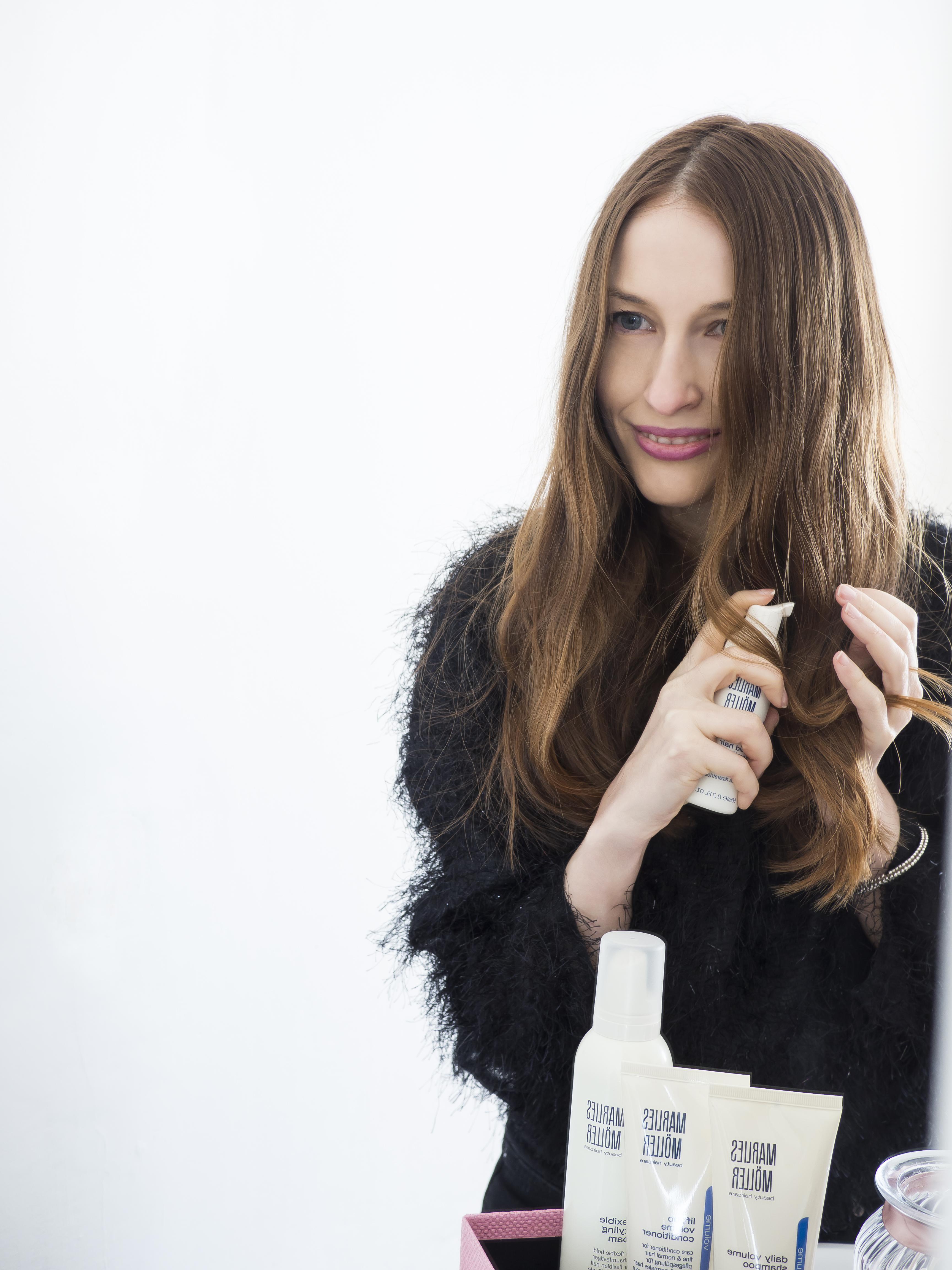 Pekné vlasy - Marlies Möller vlasové prípravky FAN parfuméria