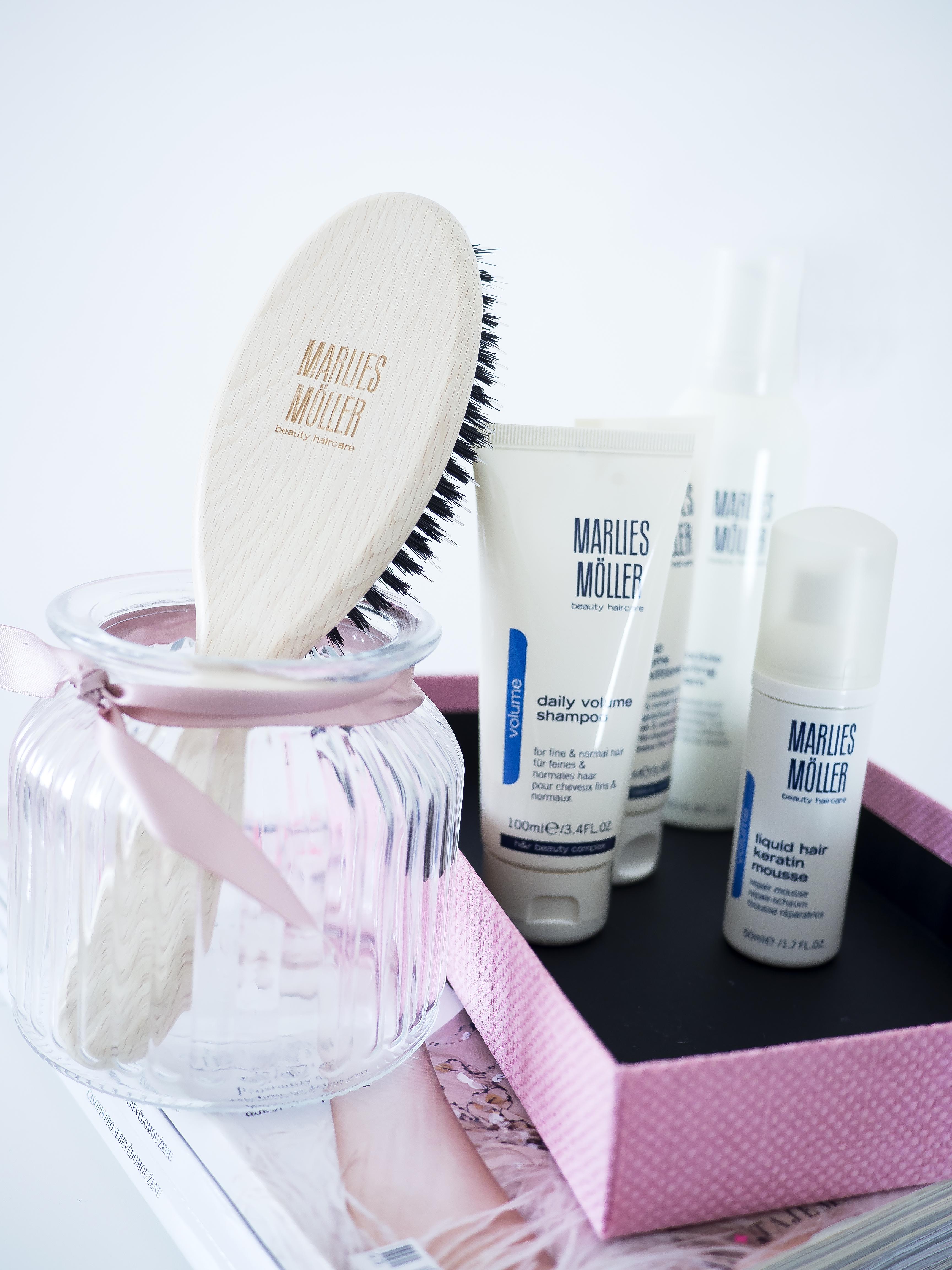 Marlies Möller beauty haircare FAN parfuméria