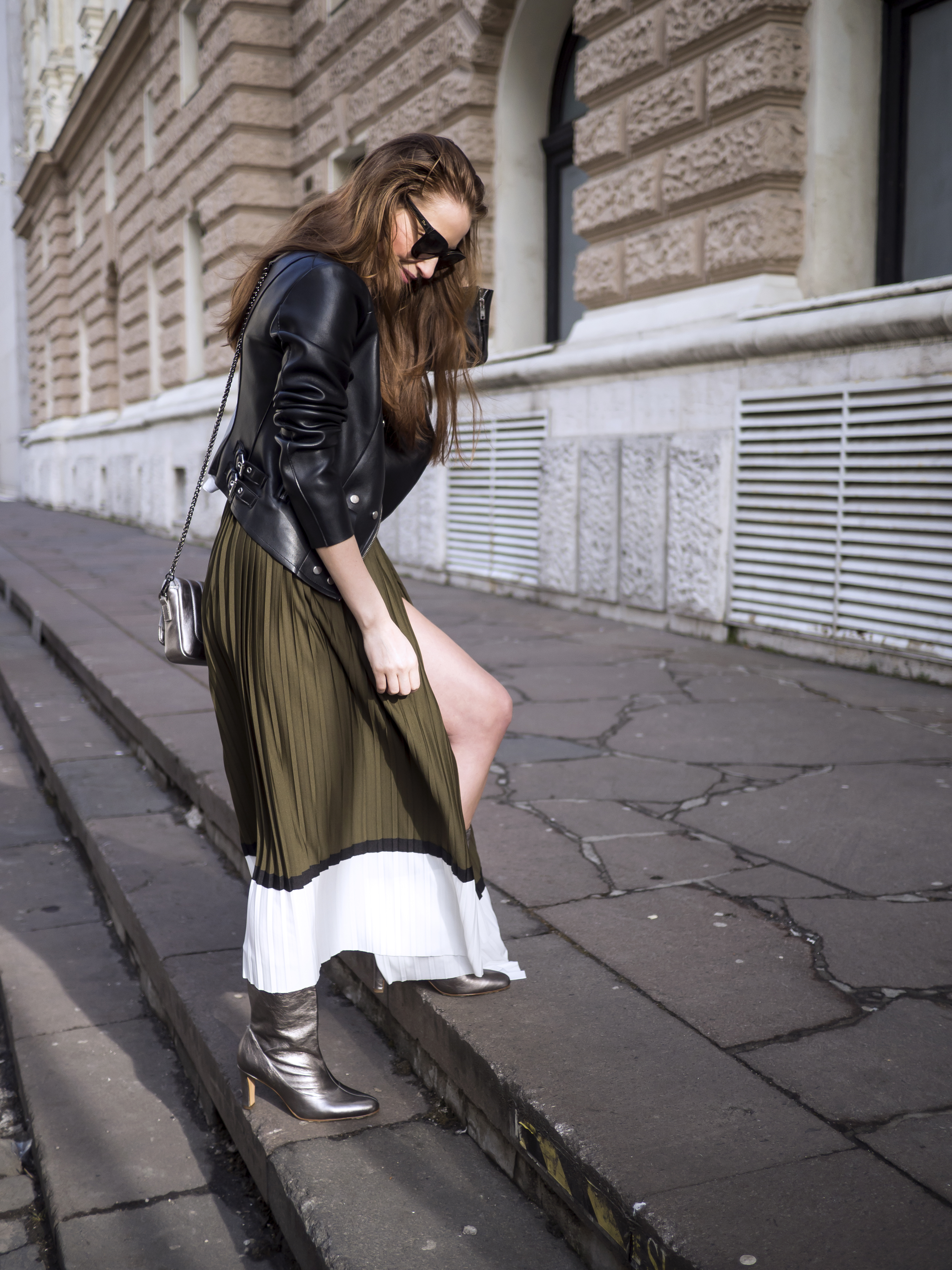 Bratislava street style H&M style