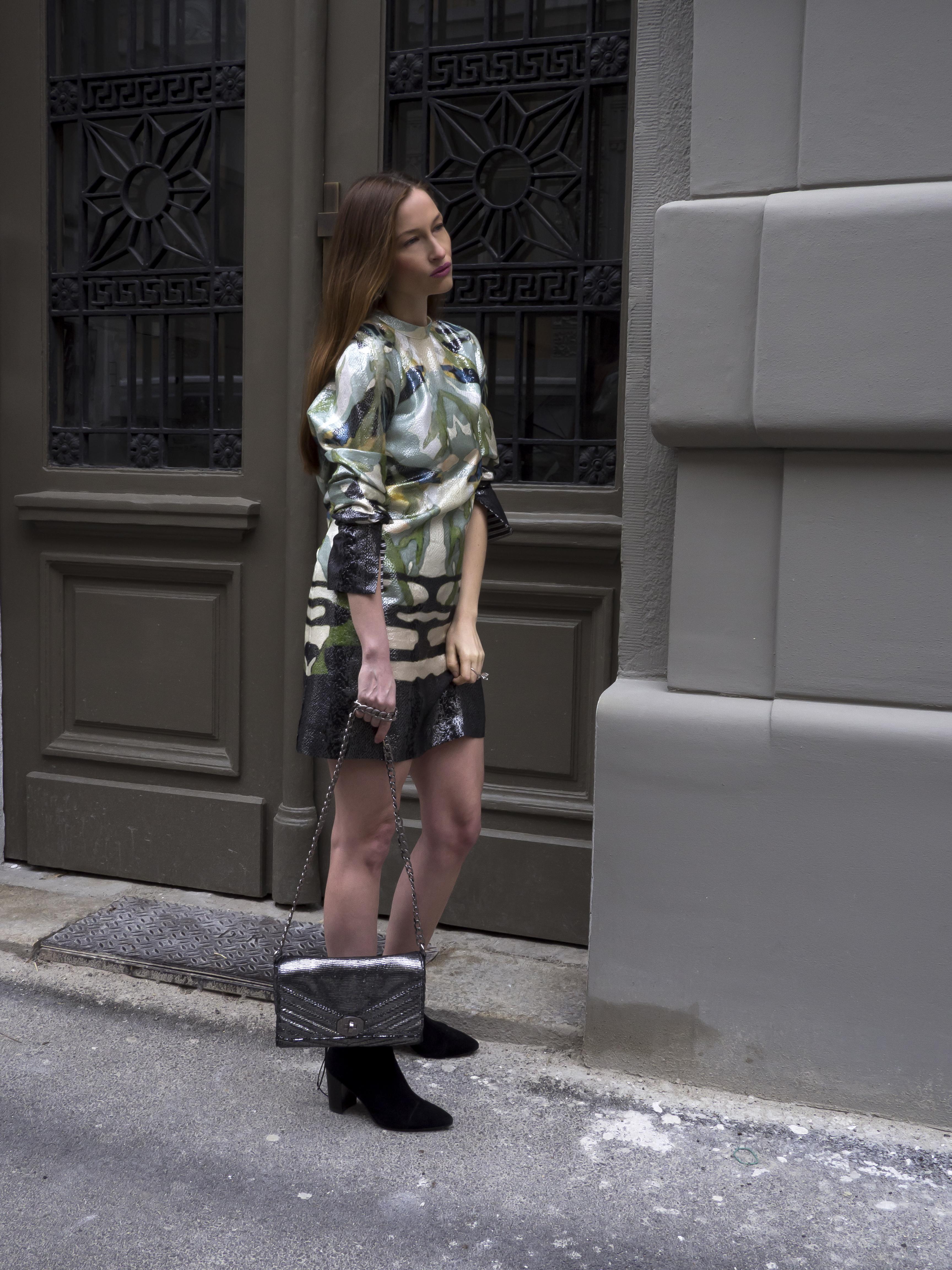 Recyklovaná móda - H&M Conscious Exclusive 2018 - Monika Filipová