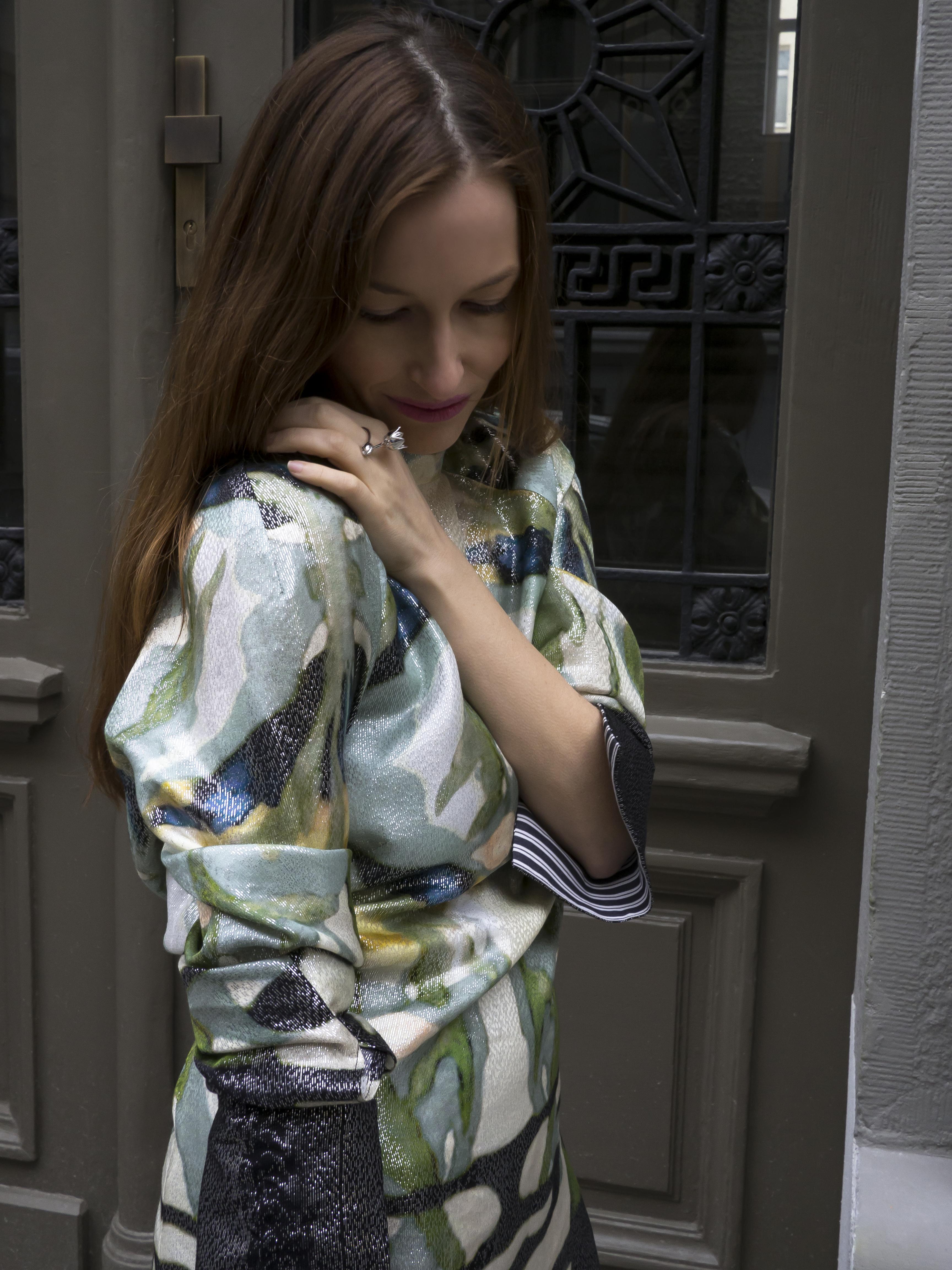 Recyklovaná móda - Monika Filipová fashion stylist kouč