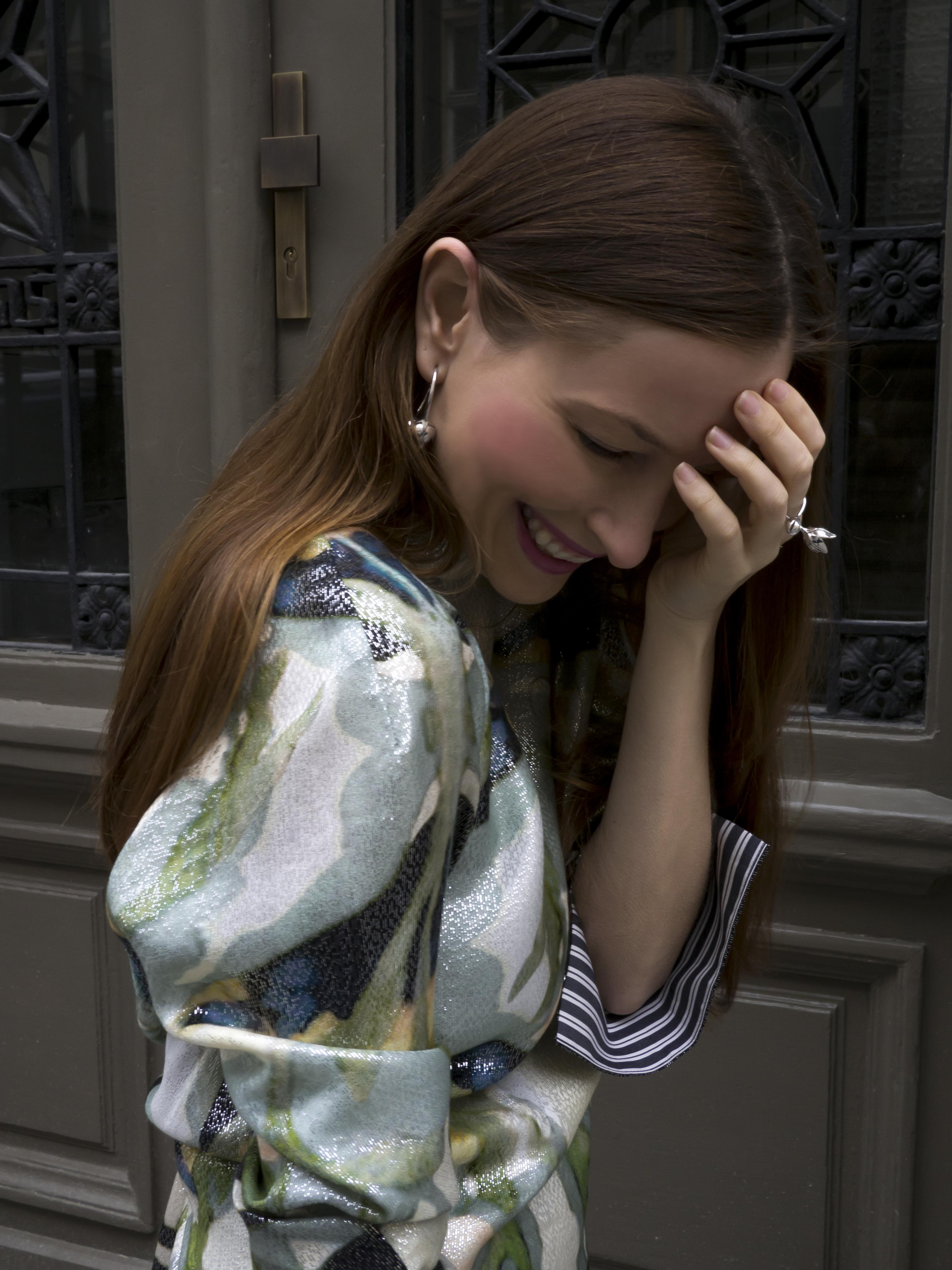 H&M Conscious Exclusive 2018 - šaty, dress - Recyklovaná móda