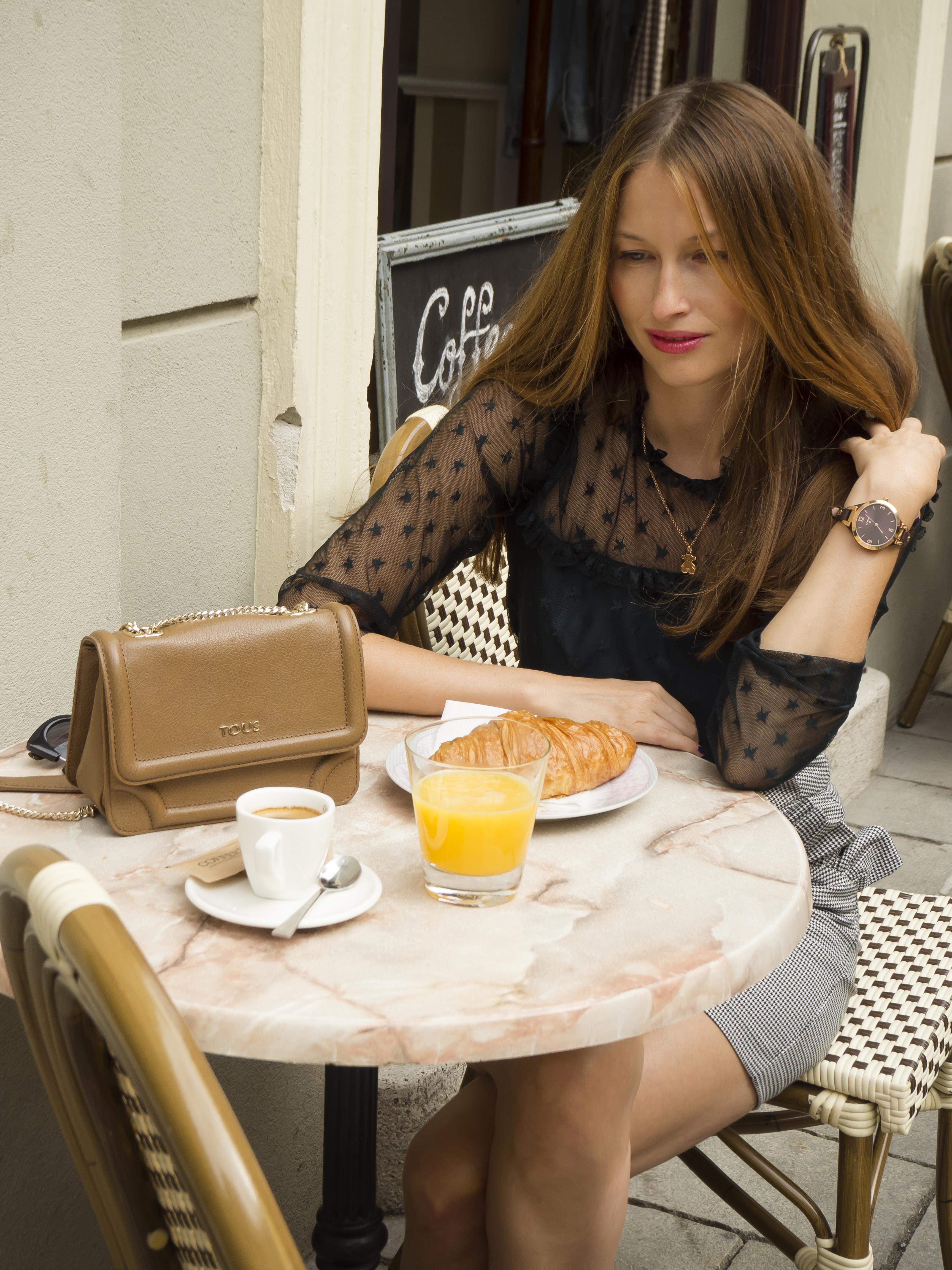 raňajky v Bratislave ako parížanka