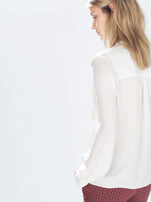 Biela košeľa