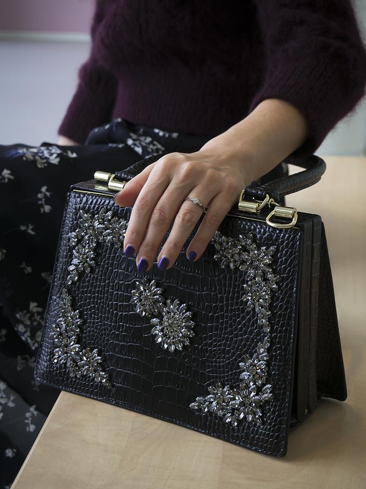 kabelka H&M z kolekcie Erdem