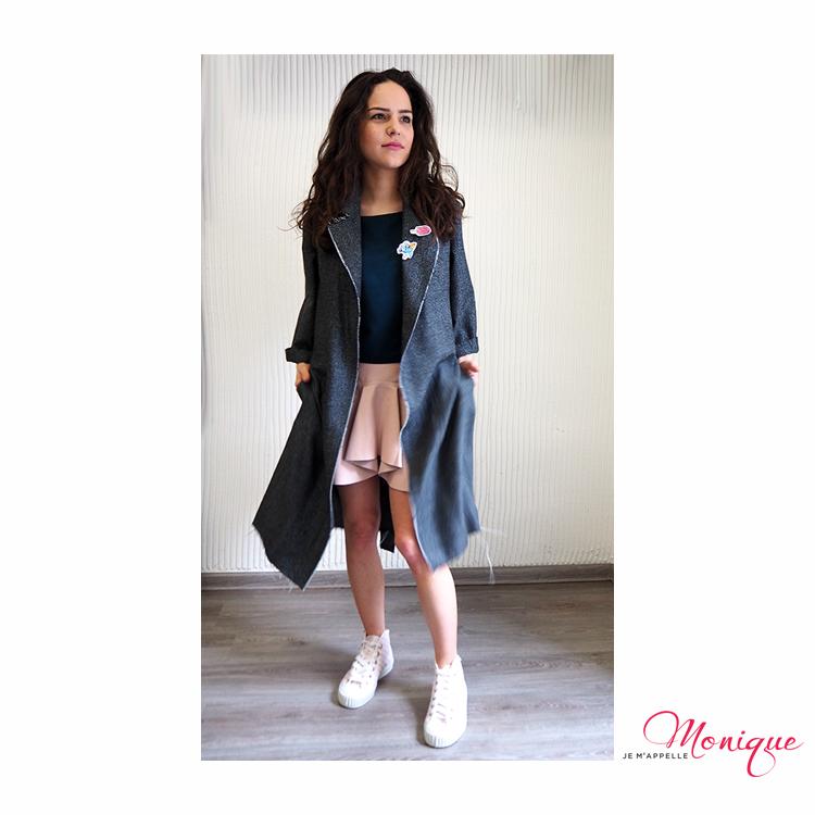 ležerný outfit - styling Monika Filipová