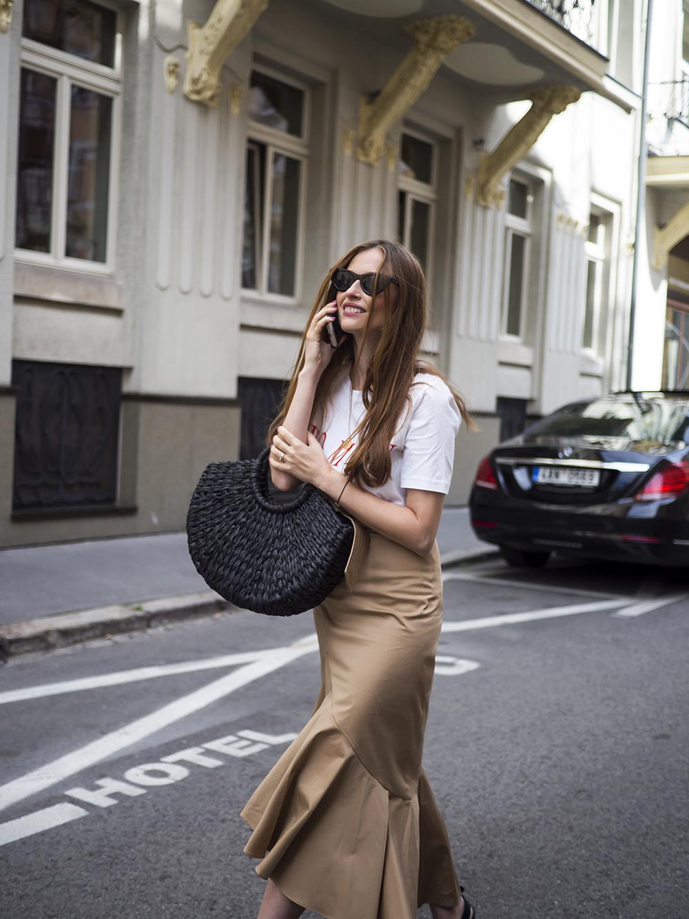 Safari sukňa Marella - prečo v móde experimentovať