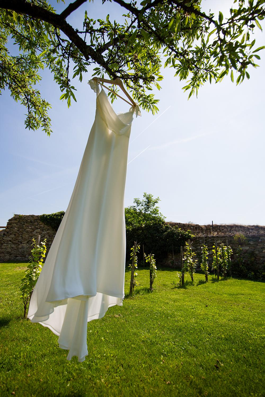 Svadobné šaty Monika Filipová