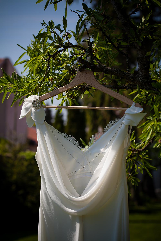 Svadobné šaty Jana Kuzmová