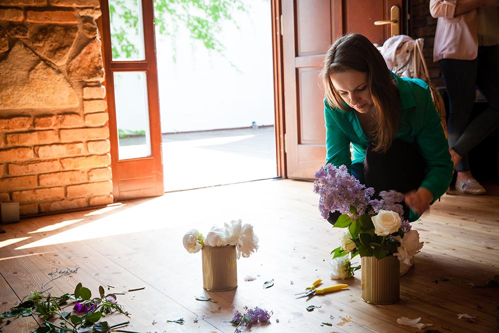 Príprava svadby - svadobná výzdoba