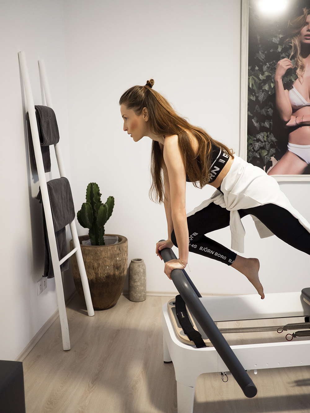 Formovanie tela Pilates stroj