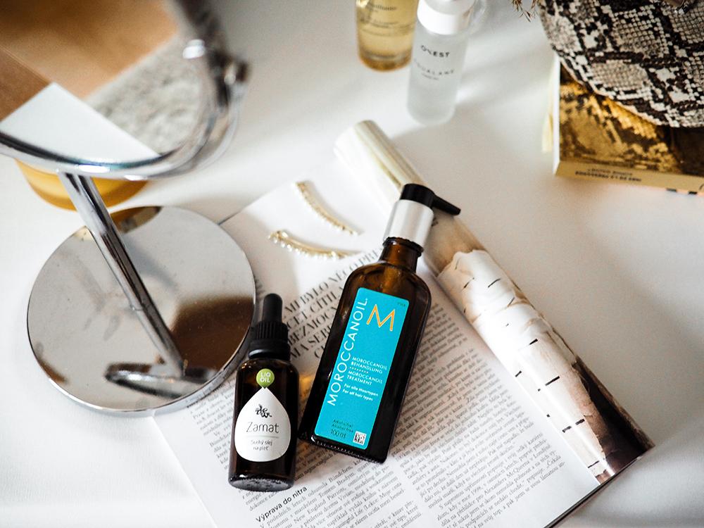 multifunkčný vlasový olej Moroccanoil