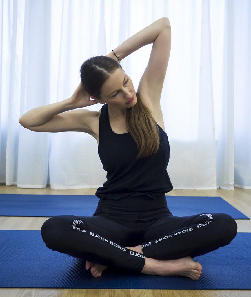 joga yogo bratislava cvicenie