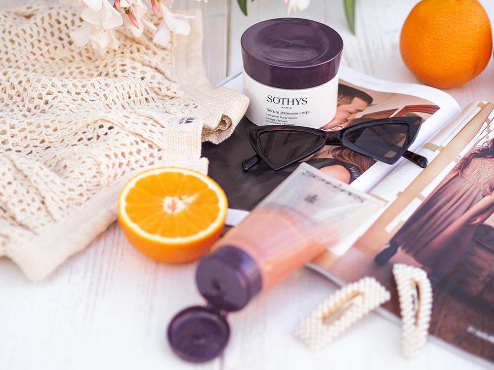Omladzujúca telová starostlivosť od Sothys - beauty produkty