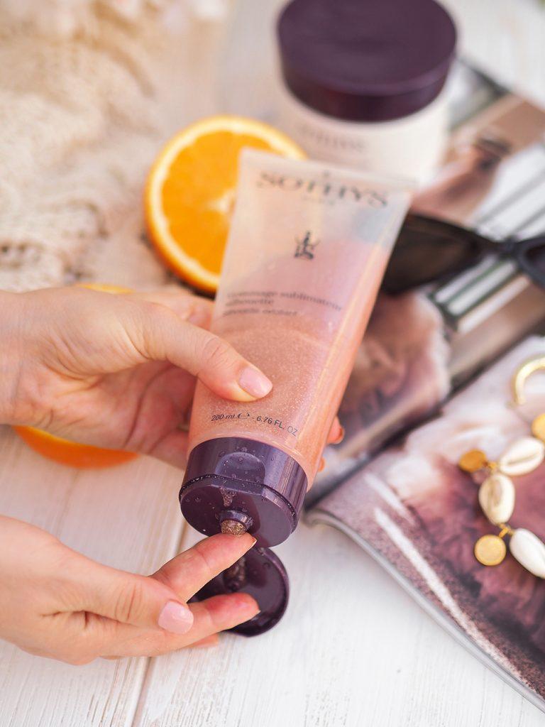 Beauty produkty - Omladzujúca telová starostlivosť
