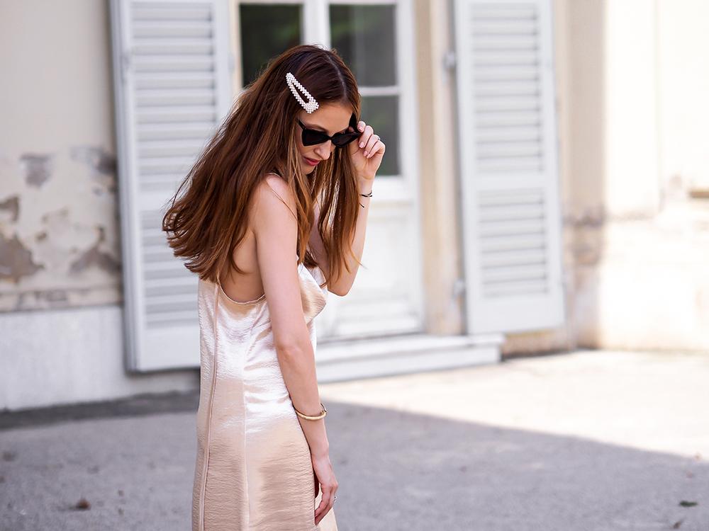 Ako nosiť sponky do vlasov
