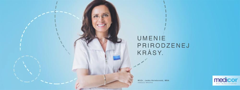 MUDr. Jana Holešovská Drakuloterapia