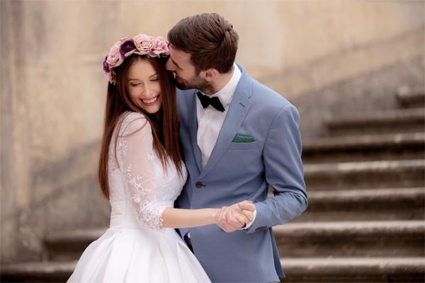 Svadobný styling