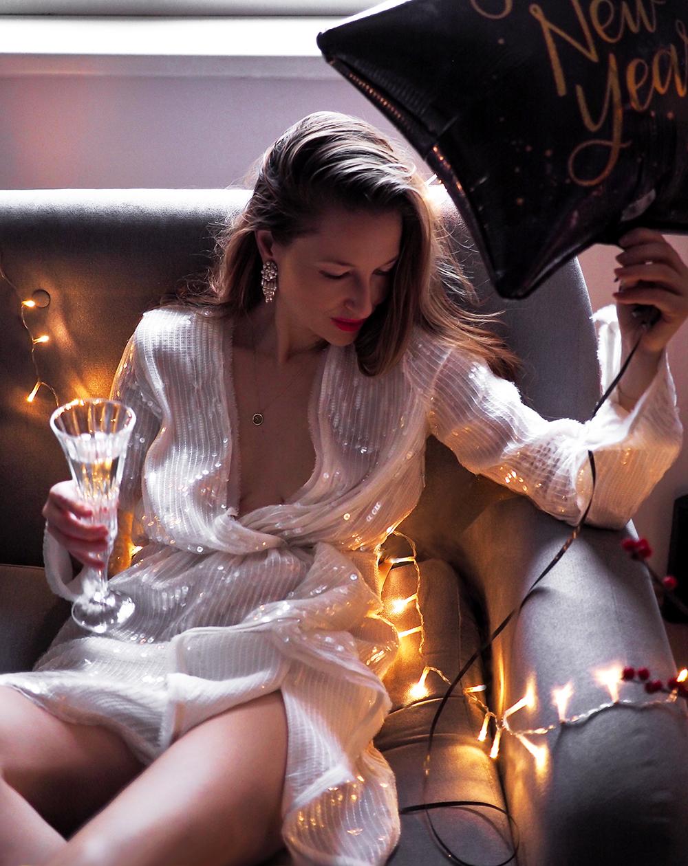 Ako nosiť flitre - Šťastný nový rok 2020