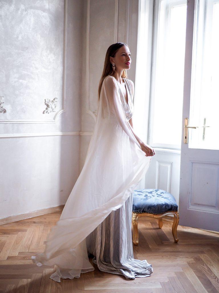 Styling na ples - plesové šaty