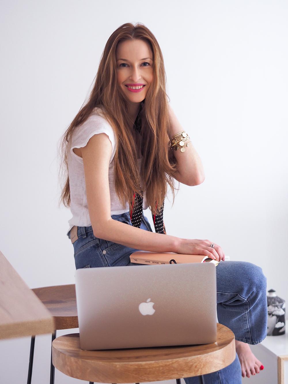 Monika Filipová - Online poradenstvo v obliekaní
